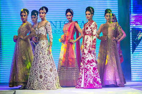 The National Asian Wedding Show - Two tickets to The National Asian Wedding Show - Save 44%