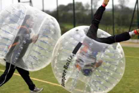 Spruce Meadows - Bubble Football For Ten - Save 39%