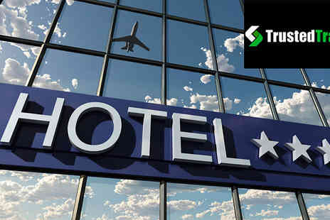Trusted Parking - Airport Hotels and Parking at 30 UK Locations - Save 0%