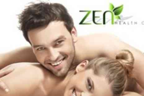 Zen Health Clinic - One Year of IPL Hair Removal on Any Choice of Areas - Save 90%