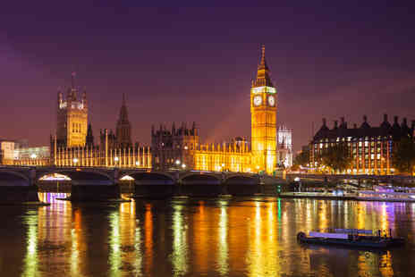 See London By Night - Childs or Adult ticket for a 90 minute London night bus tour - Save 0%