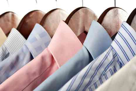Dry Ice Dry Cleaners - Up to £50 to Spend on Shirts Dry Cleaning - Save 50%