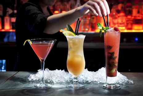 The Snail at Stone Street - Three or Six Gin Cocktails - Save 52%