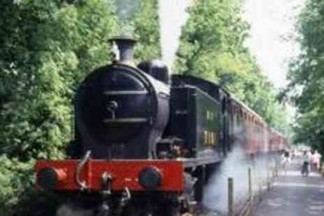 Avon Valley Railway - Steam or diesel train adventure for up to two adults and four children - Save 50%
