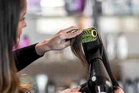 HOB Salons Camden - Blow Dry for Long Hair - Save 0%