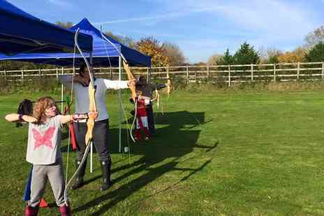 Archery - One Hour of Archery Shooting for Up to 12 People - Save 0%