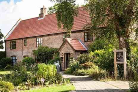 Ivy House Country Hotel - Suffolk Broads National Park Stay with Meals - Save 0%
