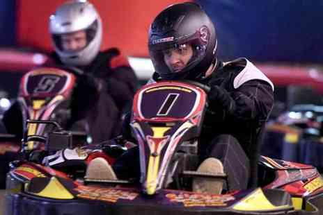 Buyagift - 30 minute go karting experience for one person - Save 0%