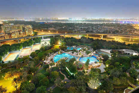 Grand Hyatt Dubai - Five Star 5 nights Stay in a Creek Room - Save 70%