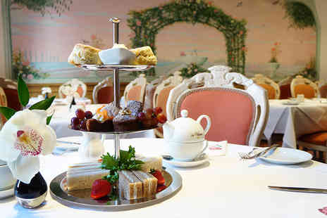 London Elizabeth Hotel - Afternoon tea for two with a glass of Prosecco each - Save 65%
