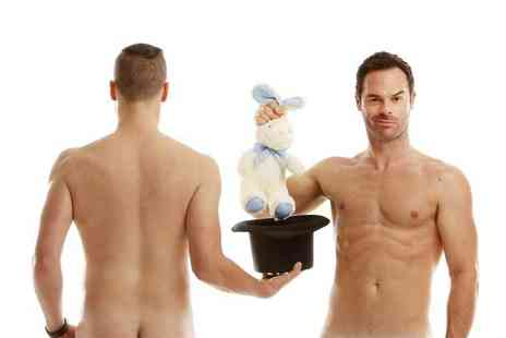 London Theatre Direct - One ticket to the Naked Magicians - Save 50%