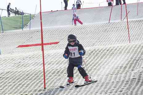 Everyone Active - Learn to Ski in a Day course or Kinder Cubs Kids Course - Save 28%