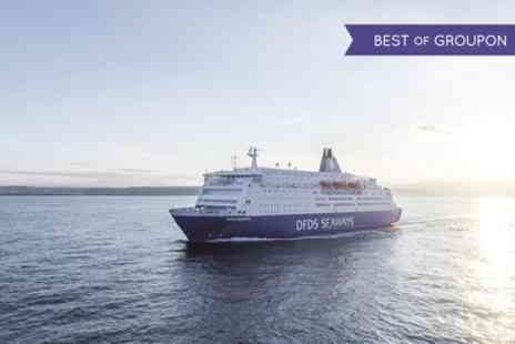DFDS Seaways - Two Night Return Mini Cruise in a Seaview Cabin for Two or Four - Save 52%
