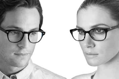 Glasses Direct - £55 Toward Two Pairs of Glasses Plus Free Delivery - Save 68%