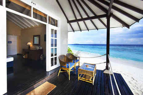 Adaaran Select Meedhupparu - Four Star 14 nights Stay in a Beach Villa - Save 47%