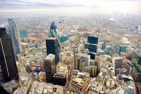 VVB Aviation - 30 minute London helicopter flying tour - Save 37%
