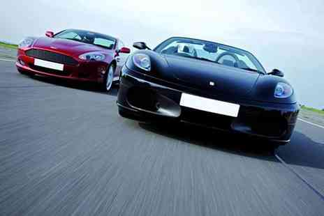 Buyagift - Ferrari and Aston Martin driving experience - Save 0%