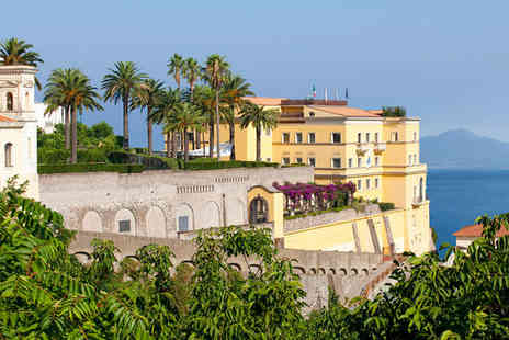 Grand Hotel Angiolieri - Five Star 2 nights Stay in a Standard Garden View Room - Save 67%