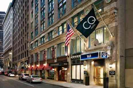 Club Quarters Hotel - Downtown Boston Hotel including Holidays - Save 0%