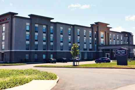 Hampton Inn & Suites Truro - New Hotel Stay near Tidal Bore - Save 0%