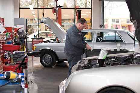 Chapmans Auto Centres - Service with Oil and Filter Change, Brake Check and Wash - Save 0%