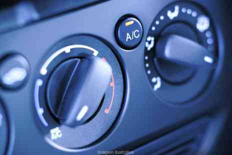 Drivers Autocentre - Car Air Conditioning Service with Re Gas - Save 31%