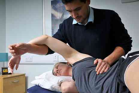Just one body - Osteopathic Examination and Treatment or 45 Minute Sports Massage - Save 0%