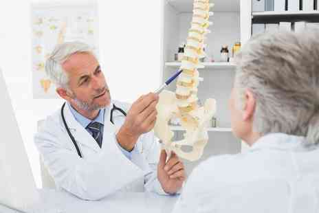 Old Town Chiropractic Clinic - Chiropractic Consultation and One or Two Treatments - Save 70%