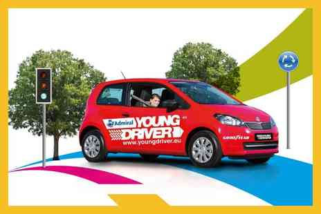 Young Driver Training - 30 or 60 minute young driver taster lesson - Save 29%