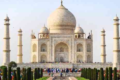 The Holiday Place - India Golden Triangle Tour including Flights - Save 0%