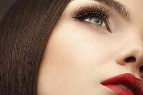 The Laser Clinic - LVL Lash Treatment or Silk Eyelash extensions Plus Brow and Lash Tint - Save 0%