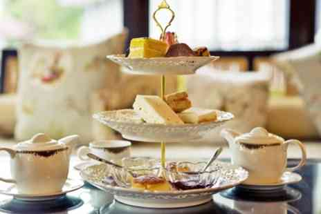The Manor Hotel - Prosecco Afternoon Tea for Two or Four - Save 0%