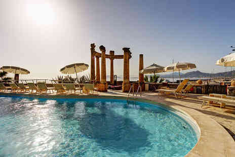 Grand Hotel Villa Igiea - Five Star 3 nights Stay in a Classic Room - Save 70%