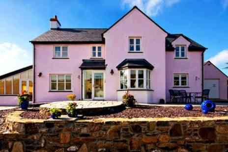 Y Garth 5 Star Boutique Guest House- Five Star Pembrokeshire Stay with Breakfast and Optional Dinner - Save 46%
