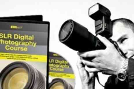 TIS Media - Two Copies of Complete SLR Digital Photography Course DVD - Save 56%