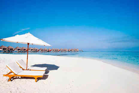 Adaaran Select Hudhuranfushi - Four Star 7 nights Stay in a Beach Villa - Save 59%