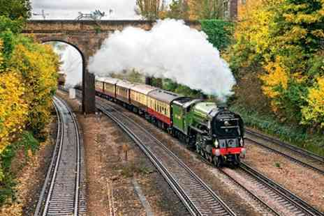 Belmond British Pullman - Day Excursion for Two - Save 0%