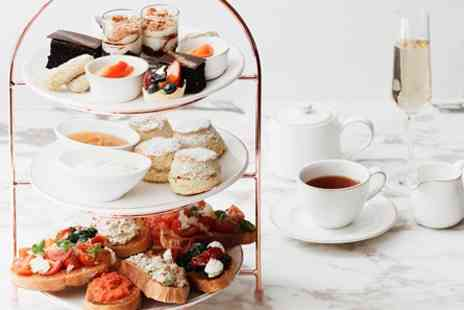 May Fair Hotel - Italian and Spanish Inspired Champagne Afternoon Tea for Two - Save 0%