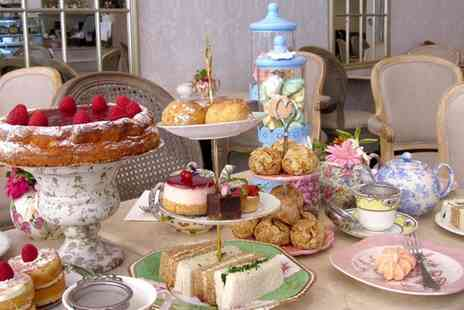 Fait Maison - Regular or Gluten Free Afternoon Tea for Two or Four - Save 56%
