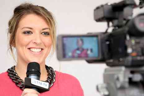 The TV Training Academy - One Day TV Presenter Taster Workshop - Save 88%