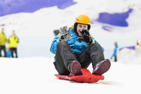 Chill Factore - One Hour Snowpark Pass for Up to Four - Save 52%