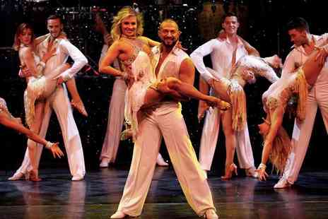ATG Tickets - Band C ticket to Keep Dancing with Strictly stars - Save 67%