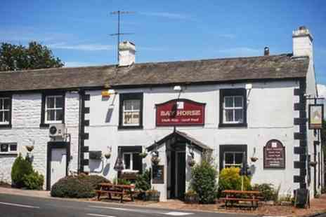 The Bay Horse Inn - One, Two or Three Nights Stay for up to Three with Breakfast and Dinner - Save 47%