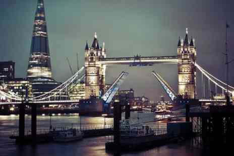 Marlin Aldgate Tower Bridge - One or Two Night Stay For 2, up to 4 or up to 6 People - Save 0%