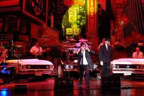 National Brewery Centre - Blues Brothers Tribute Show on 7 October - Save 38%