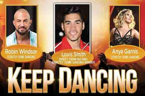 ATG Tickets - Keep Dancing on 4 To 8 October - Save 67%