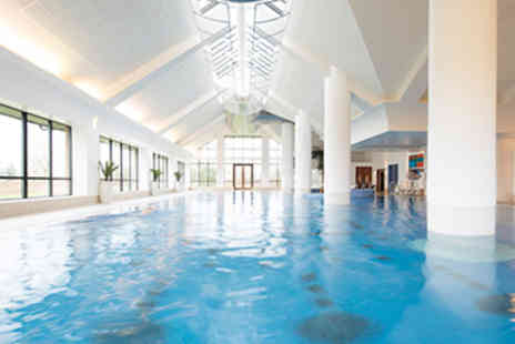 Champneys Springs Health Resort - Champneys Pamper Spa Day for Two - Save 20%