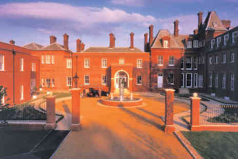 Champneys - 20% off Exclusive Champneys Pamper Spa Day for Two - Save 20%