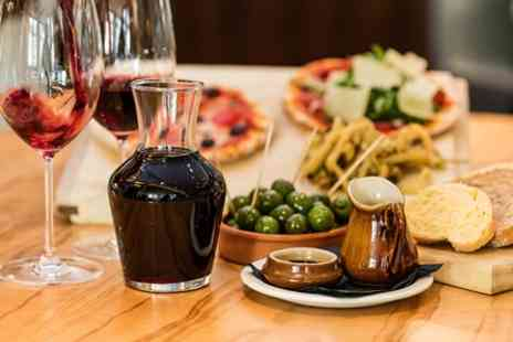 Diciannove Restaurant - Three Course Italian Meal for Two - Save 46%