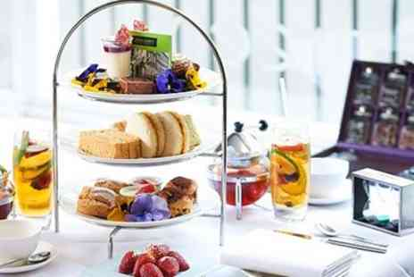 Hilton London Green Park - Chocolate Afternoon Tea & Bubbly - Save 49%